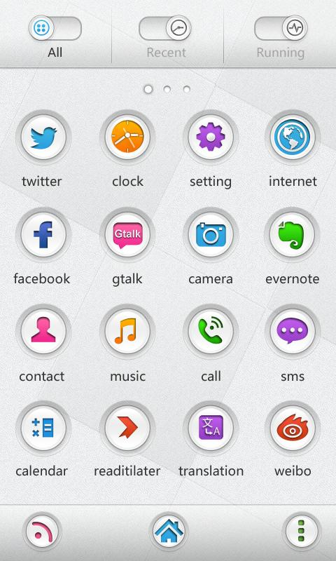 Magic Watch GO Launcher Theme - screenshot
