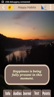 Happy Habits: Choose Happiness - screenshot thumbnail