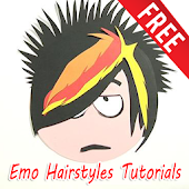 Emo Hairstyles Tutorials
