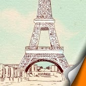 The Paris Atom theme