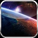 Earth Theme Galaxy Series LWP icon