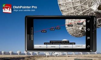 Screenshot of DishPointer Pro