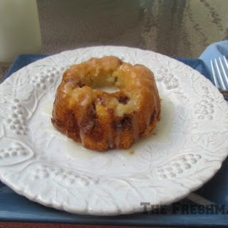 Honey Bunny Bundt Cake.