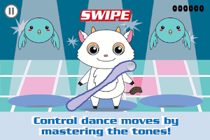 Screenshot of Learn Chinese with Dance Party