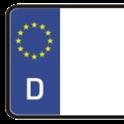 MyKennzeichensuche logo