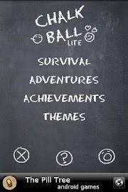 Chalk Ball Lite Screenshot 1