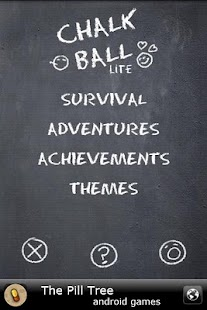 Chalk Ball Lite - screenshot thumbnail