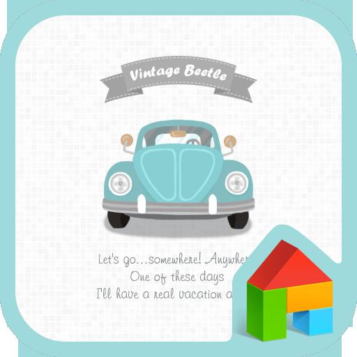 vintage beetle dodol theme