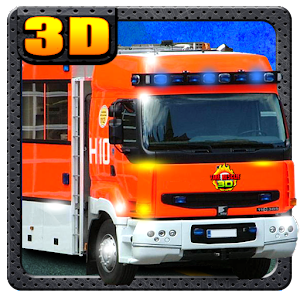 Fire Rescue 3D for PC and MAC