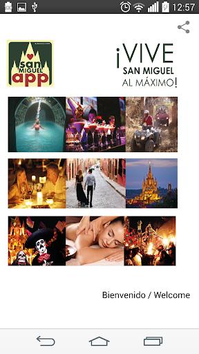 San Miguel App