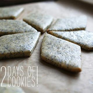 Poppy Seed-Honey Cookies.