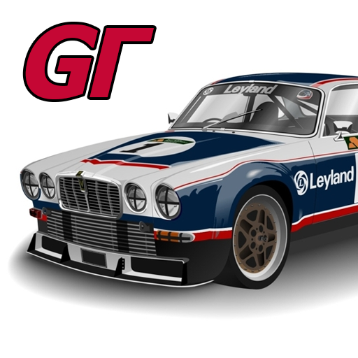 GT賽車遊戲 LOGO-APP點子