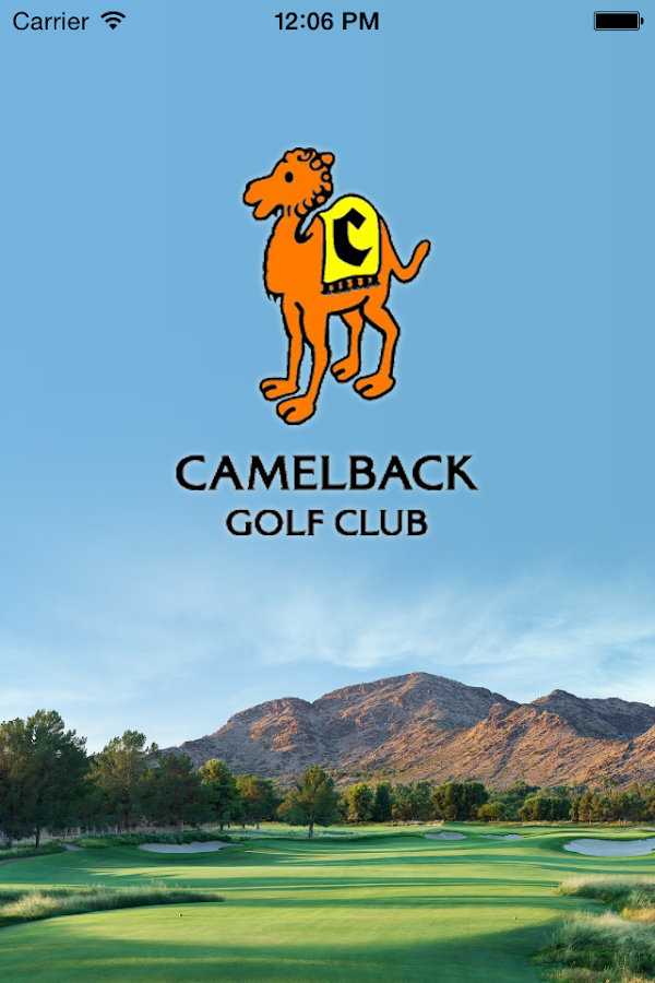 Camelback Golf Club- screenshot