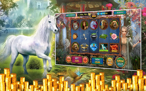 Enchanted Unicorn Slots Pokies