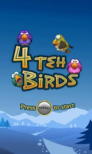 4 teh birds lite - screenshot thumbnail