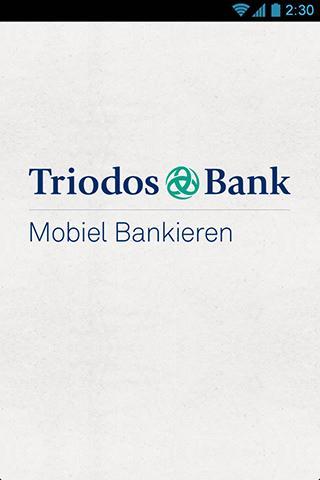 Triodos Bankieren