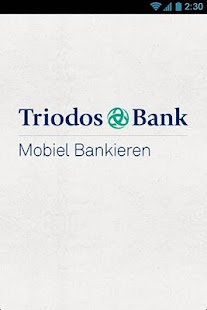 Triodos Bankieren - screenshot thumbnail