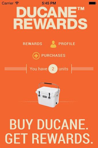 Ducane Rewards