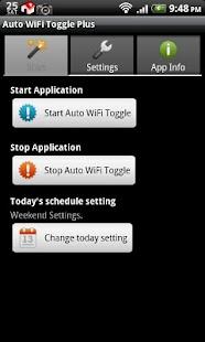 Auto WiFi Toggle Plus- screenshot thumbnail