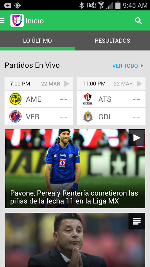 Univision Deportes - screenshot