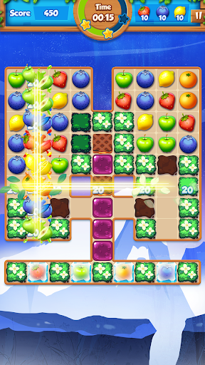 玩免費休閒APP|下載水果大赛 - Fruit Rivals app不用錢|硬是要APP