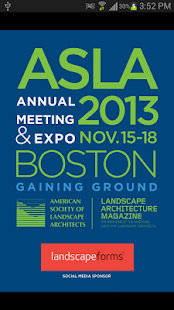 ASLA 2013 - screenshot thumbnail