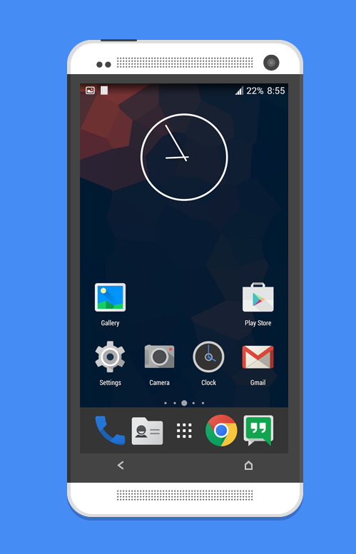 Mianogen - CM11 CM10.2 Theme - screenshot