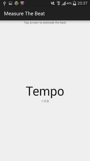 玩免費音樂APP|下載テンポ推定 app不用錢|硬是要APP