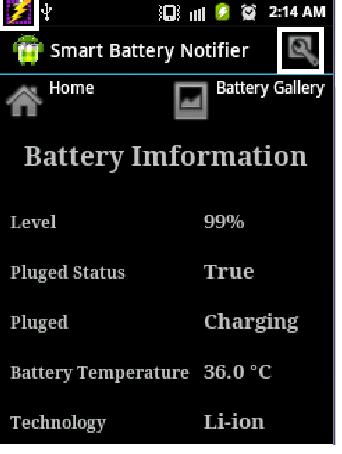 Smart Battery Notifier