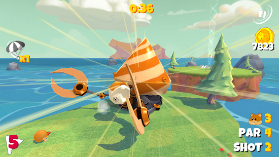 Boom Boom Hamster Golf Screenshot 17