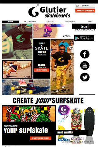 Carver skateboards España
