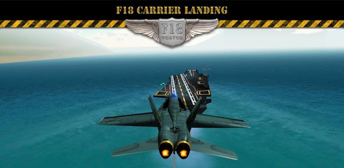 F18 Carrier Landing APK v3.3 Download Android Full Free Mediafire