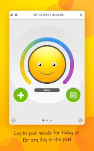 Mood O Scope - Mood Tracker- screenshot thumbnail