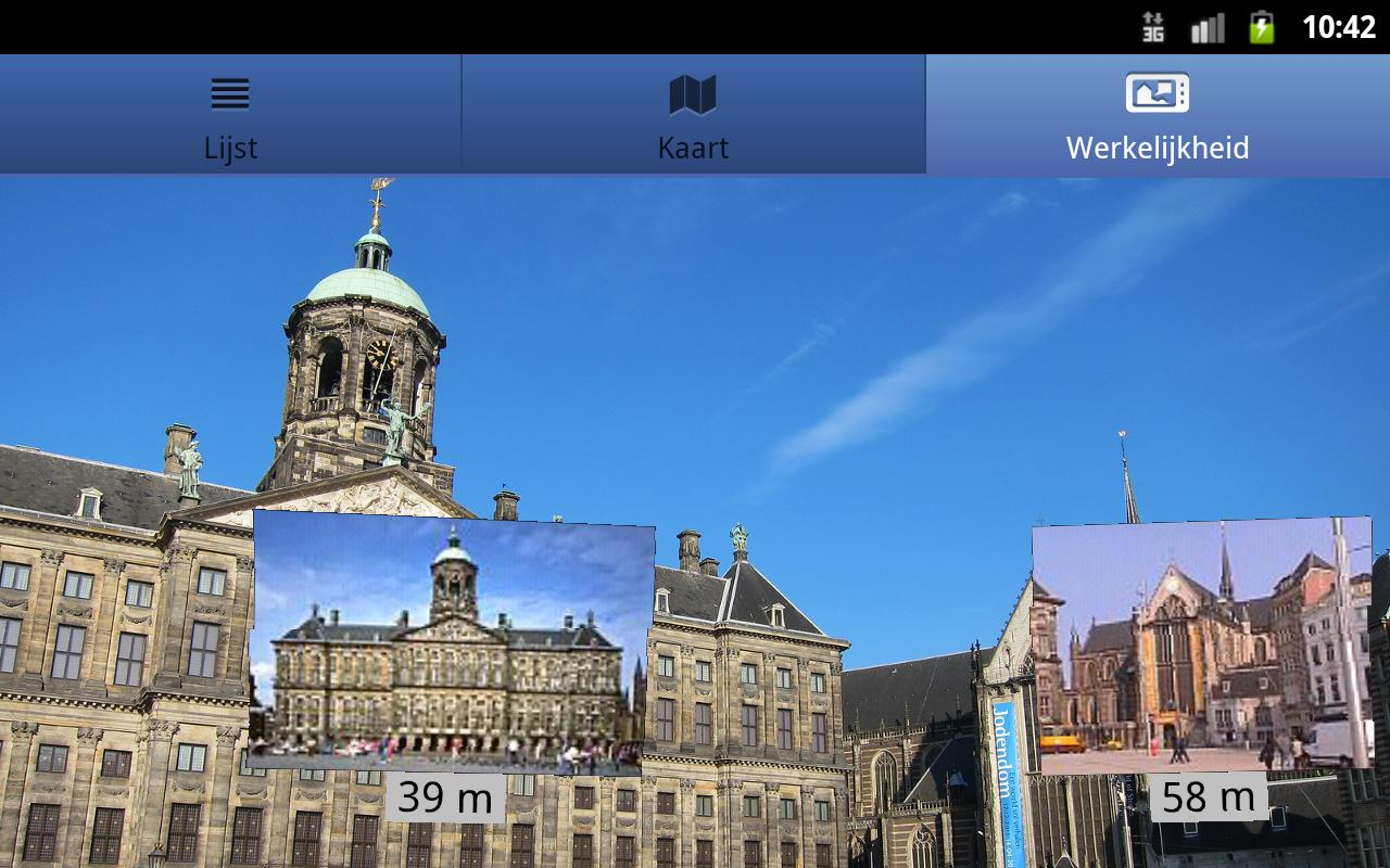 Rijksmonumenten - screenshot