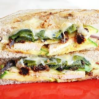 Le Creuset Sandwiches.