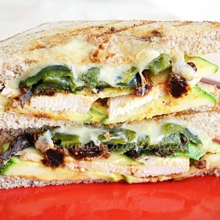 Le Creuset Sandwiches Recipe