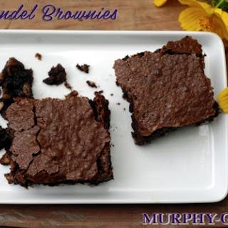 Zinfandel Brownies