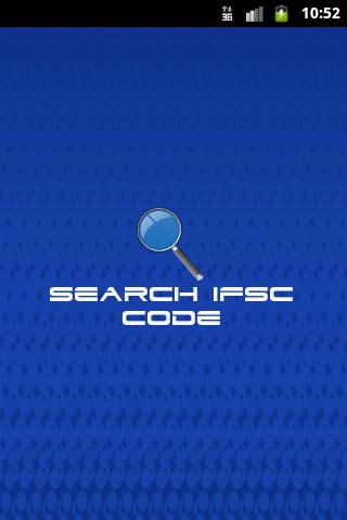 Search IFSC