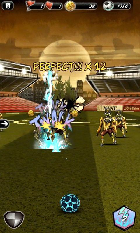 Undead Soccer screenshot #1