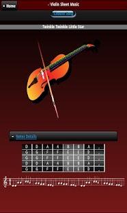 Sheet Music - screenshot thumbnail