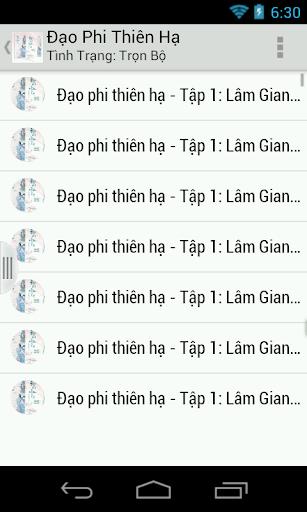 Dao Phi Thien Ha tron bo