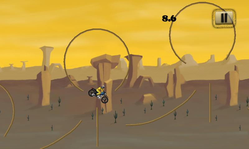 Bike Stunt Racing - screenshot