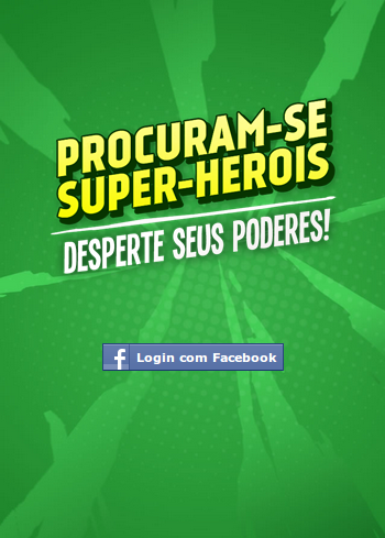 Procuram-se Super-Heróis- screenshot
