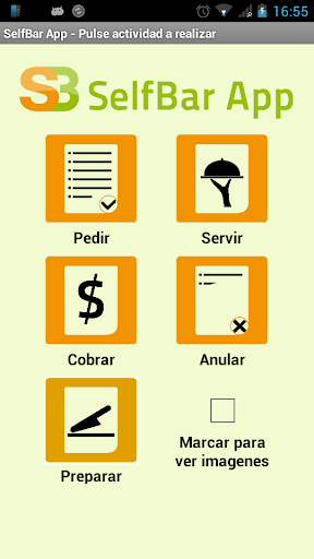 SelfBar App