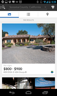HomeAway VRBO Vacation Rentals - screenshot thumbnail