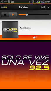 RadioActiva FM – Chile - screenshot thumbnail