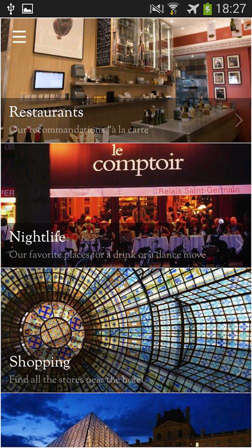 Relais Saint Germain Hotel Paris