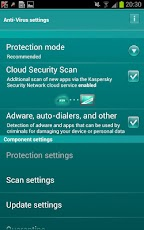 Kaspersky Mobile Security - Android Mobile Analytics and App Store Data