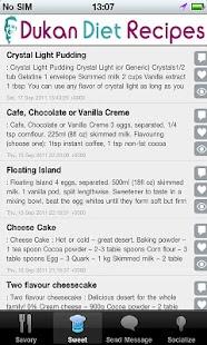 Download DukanDiet Recipes APK