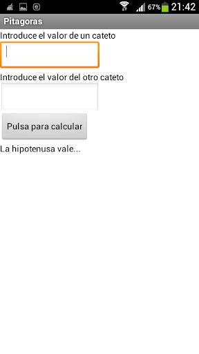 Pitagoras Calculo